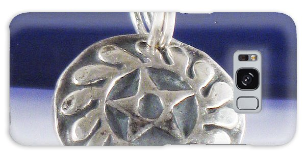 African Adinkra - New Beginnings Pendant Galaxy Case