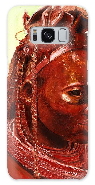 People Galaxy Case - African Beauty by Portraits By NC