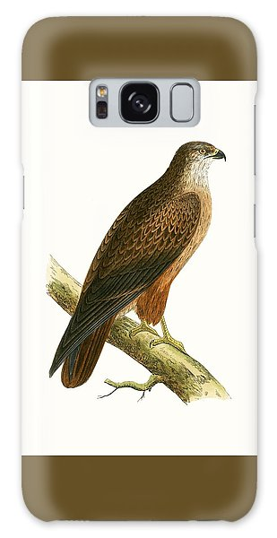 African Buzzard Galaxy Case by English School