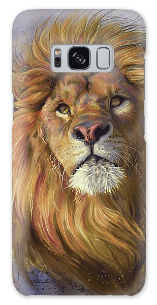 African Lion Galaxy Case