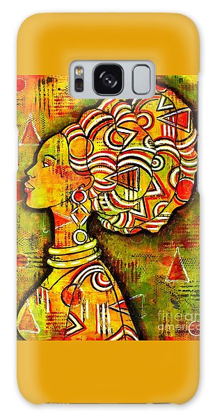 African Queen Galaxy Case