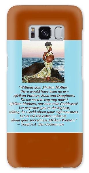 Afrikan Mother Galaxy Case