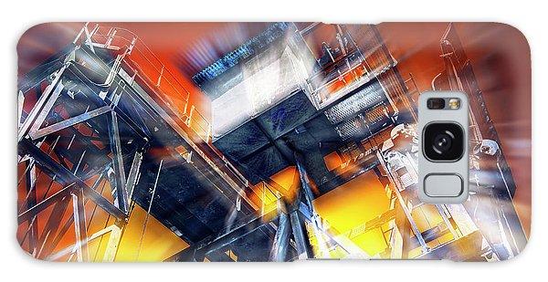 After Effect Galaxy Case by Wayne Sherriff