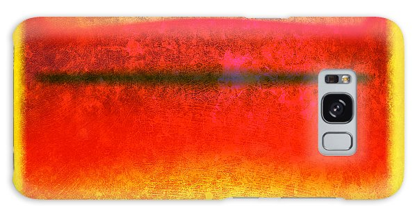 After Rothko 8 Galaxy Case