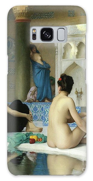 After The Bath, Jean Leon Gerome Galaxy S8 Case