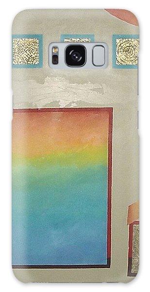 After The Rain Galaxy Case by Bernard Goodman