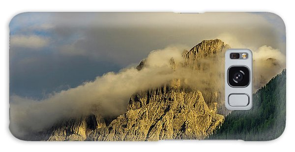 After The Rain In The Austrian Alps. Galaxy Case by Ulrich Burkhalter