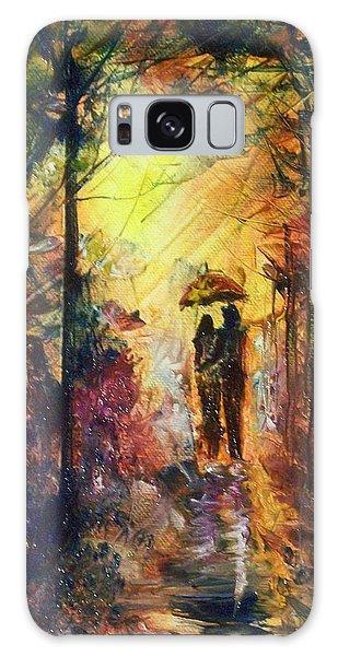After The Rain Galaxy Case by Raymond Doward