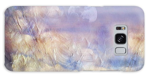 The Sky Galaxy Case - After The Storm Abstract Realism by Isabella Howard