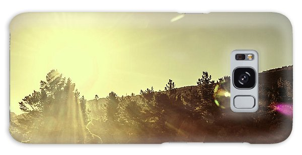 Shed Galaxy Case - Afterglow by Jorgo Photography - Wall Art Gallery
