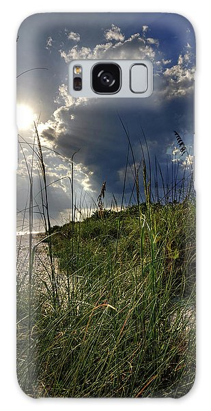 Afternoon At A Sanibel Dune Galaxy Case