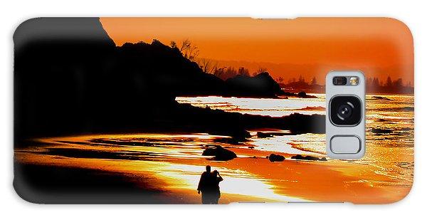 Surrealism Galaxy S8 Case - Afternoon Romance by Az Jackson