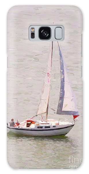 Galaxy Case featuring the photograph Afternoon Sail by James BO Insogna