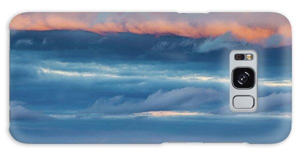 Cloudscape Galaxy Case - Afternoon Sandwich by Az Jackson