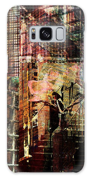 Afternoon Tea Galaxy Case by Don Gradner