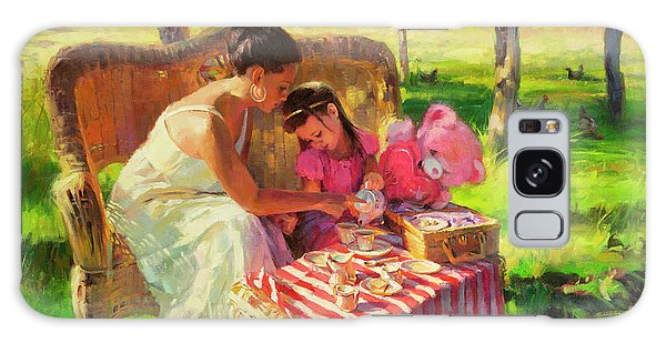 Basket Galaxy Case - Afternoon Tea Party by Steve Henderson
