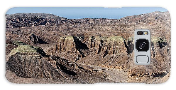 Galaxy Case featuring the photograph Afton Canyon by Jim Thompson