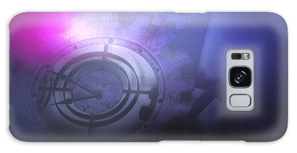 Galaxy Case featuring the photograph Against The Clock by Robert Och