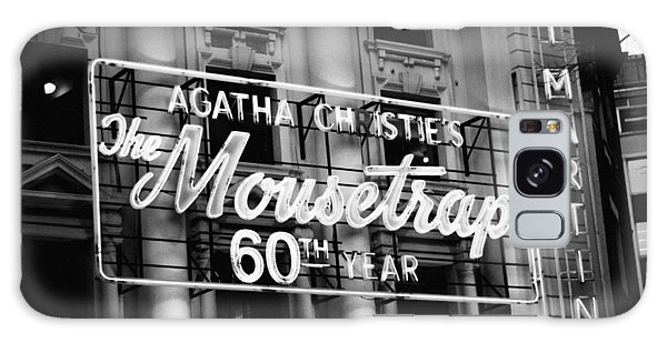 Agatha Christie's The Mouse Trap 60th Anniversary Galaxy Case