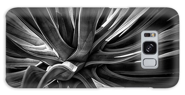 Agave Burst Galaxy Case by Lynn Palmer