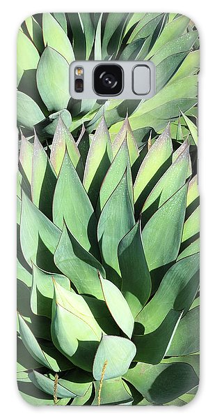 Agave Galaxy Case by Catherine Lau