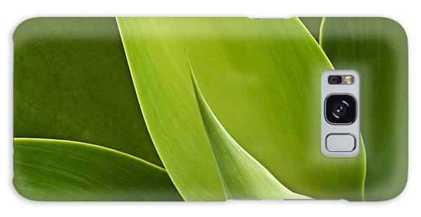 Galaxy Case featuring the photograph Agave by Heiko Koehrer-Wagner