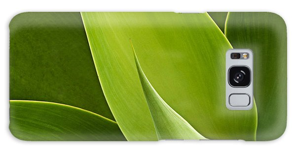 Agave Galaxy Case by Heiko Koehrer-Wagner