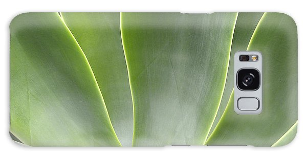Agave Leaves Galaxy Case
