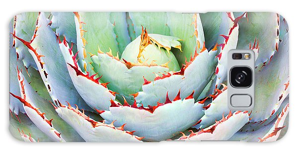 Galaxy Case featuring the photograph Agave by Ram Vasudev