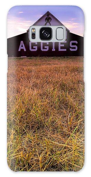 Aggie Land Galaxy Case