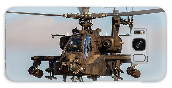Ah64 Apache Flying Galaxy Case by Ken Brannen