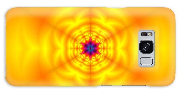 Ahau 6 Galaxy Case by Robert Thalmeier