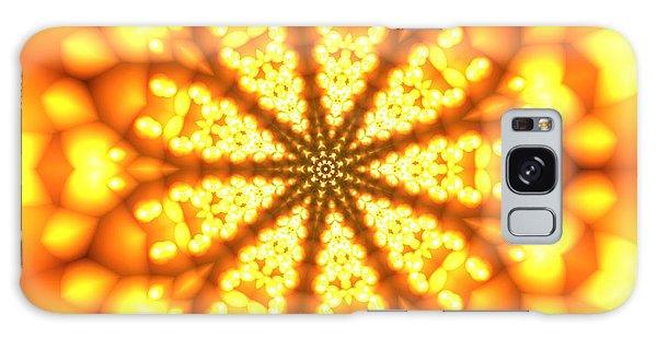 Ahau 9 Galaxy Case by Robert Thalmeier