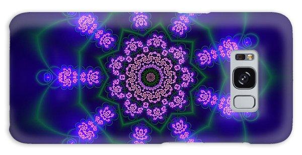 Ahau 9.1 Galaxy Case by Robert Thalmeier