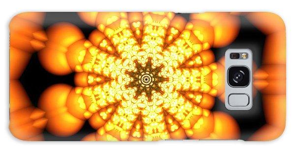 Ahau 9.2 Galaxy Case by Robert Thalmeier