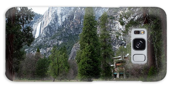 Ahwahnee Setting Galaxy Case