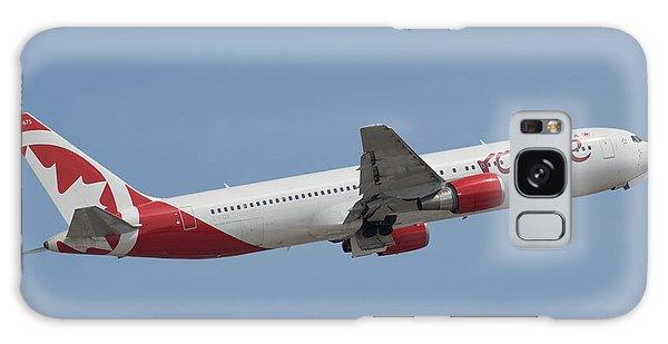 Air Canada Rouge Galaxy Case