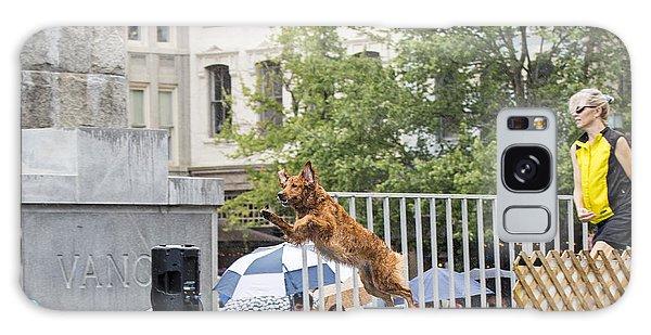 Air Dog Galaxy Case