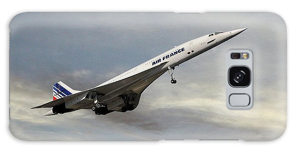 French Galaxy Case - Air France Concorde 122 by Smart Aviation
