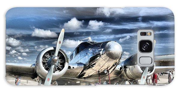 Airplanes Galaxy Case - Air Hdr by Arthur Herold Jr