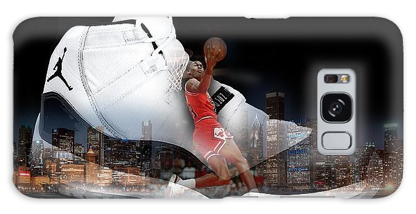 Air Jordan Chicago Galaxy Case