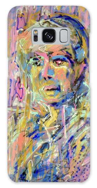 Airbrush 2 Galaxy Case