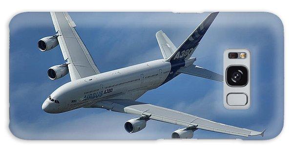 Airbus A380 Galaxy Case by Tim Beach