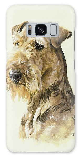 Airedale Galaxy Case