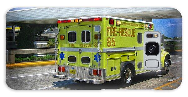Airport Ambulance Galaxy Case
