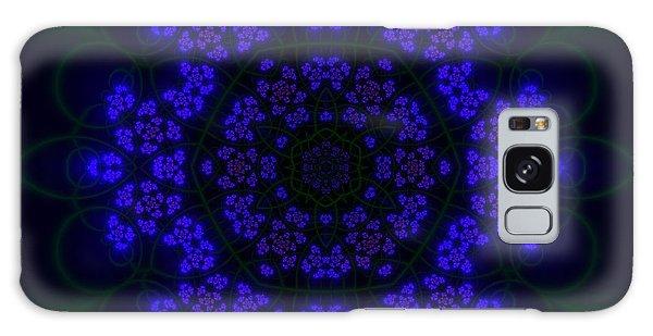 Akabala Lightmandala Galaxy Case by Robert Thalmeier