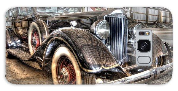 Al Capone's Packard Galaxy Case