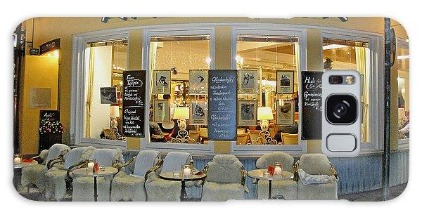 Al Fresco Dining Bavarian Style Galaxy Case