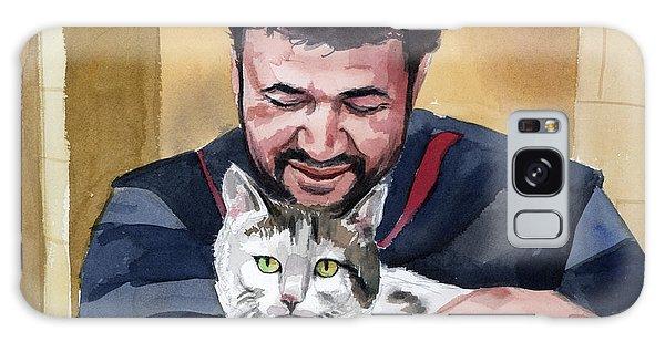 Alaa And Samson Galaxy Case