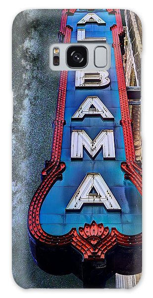 Alabama Galaxy Case by JC Findley